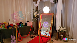Activities of Miroir Magic Photobooth