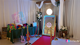 Photos & Vidéos Location Photo Booth Miroir Magique